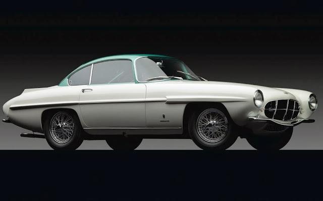 1956 Aston Martin DB2 / 4 Mk II Supersonic