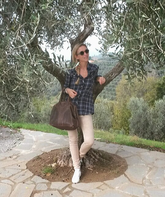 Plaid shirt - Vinci (Toscana)