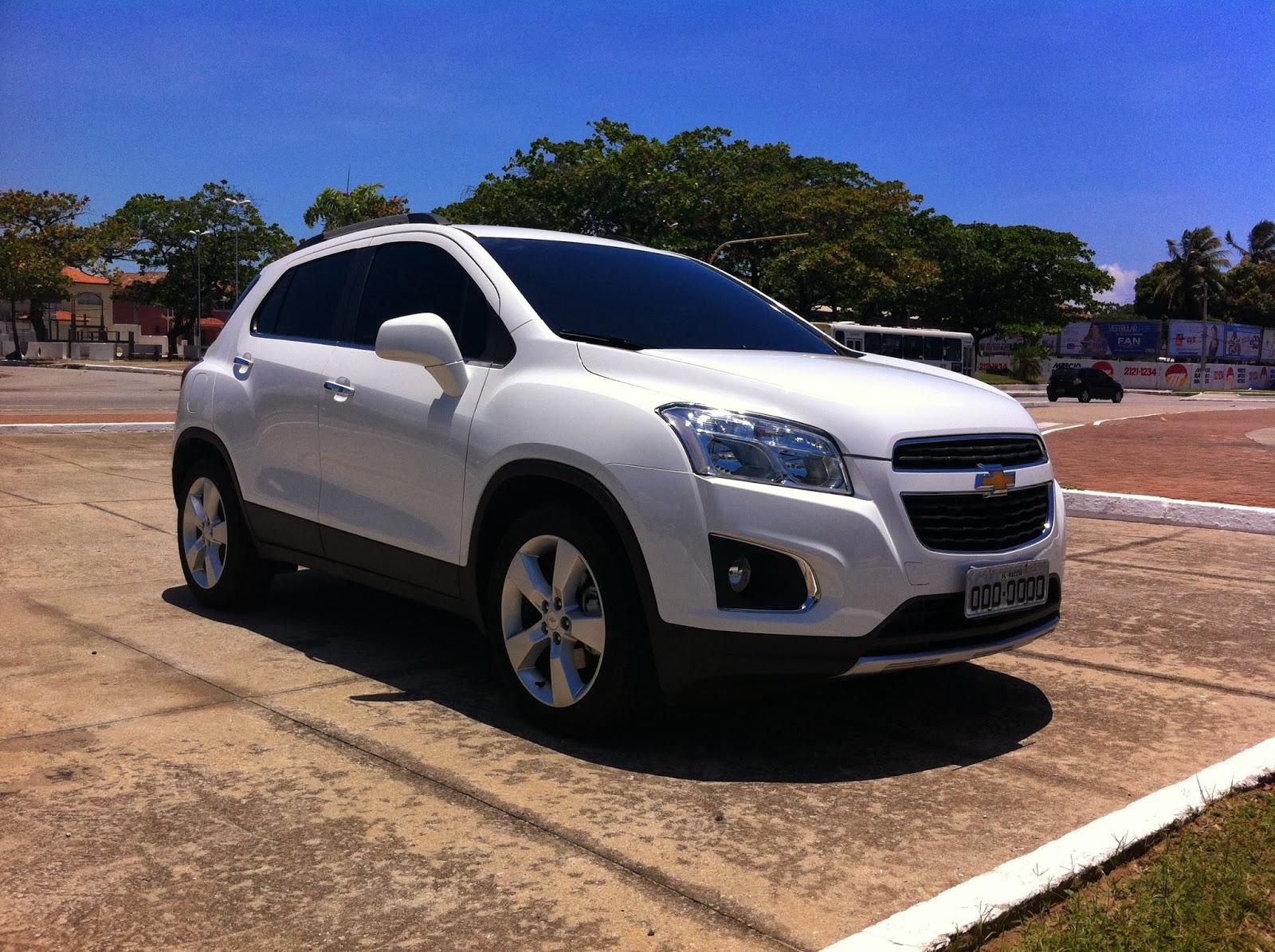 Ficha Tecnica Tracker 2013 Chevrolet Brasil | Autos Weblog