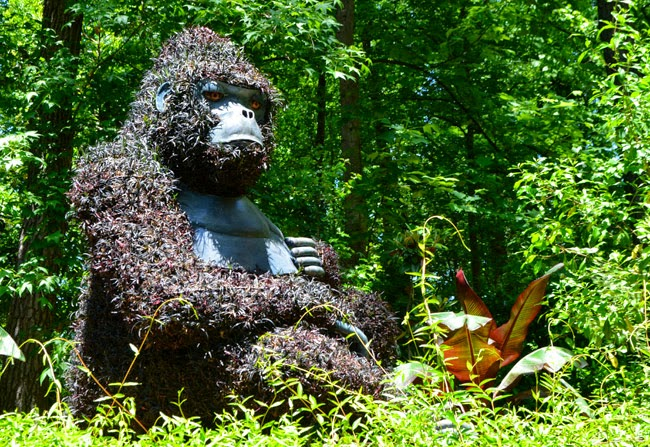 Imaginary Worlds: A New Kingdom of Plant Giants, Atlanta Botanical Garden