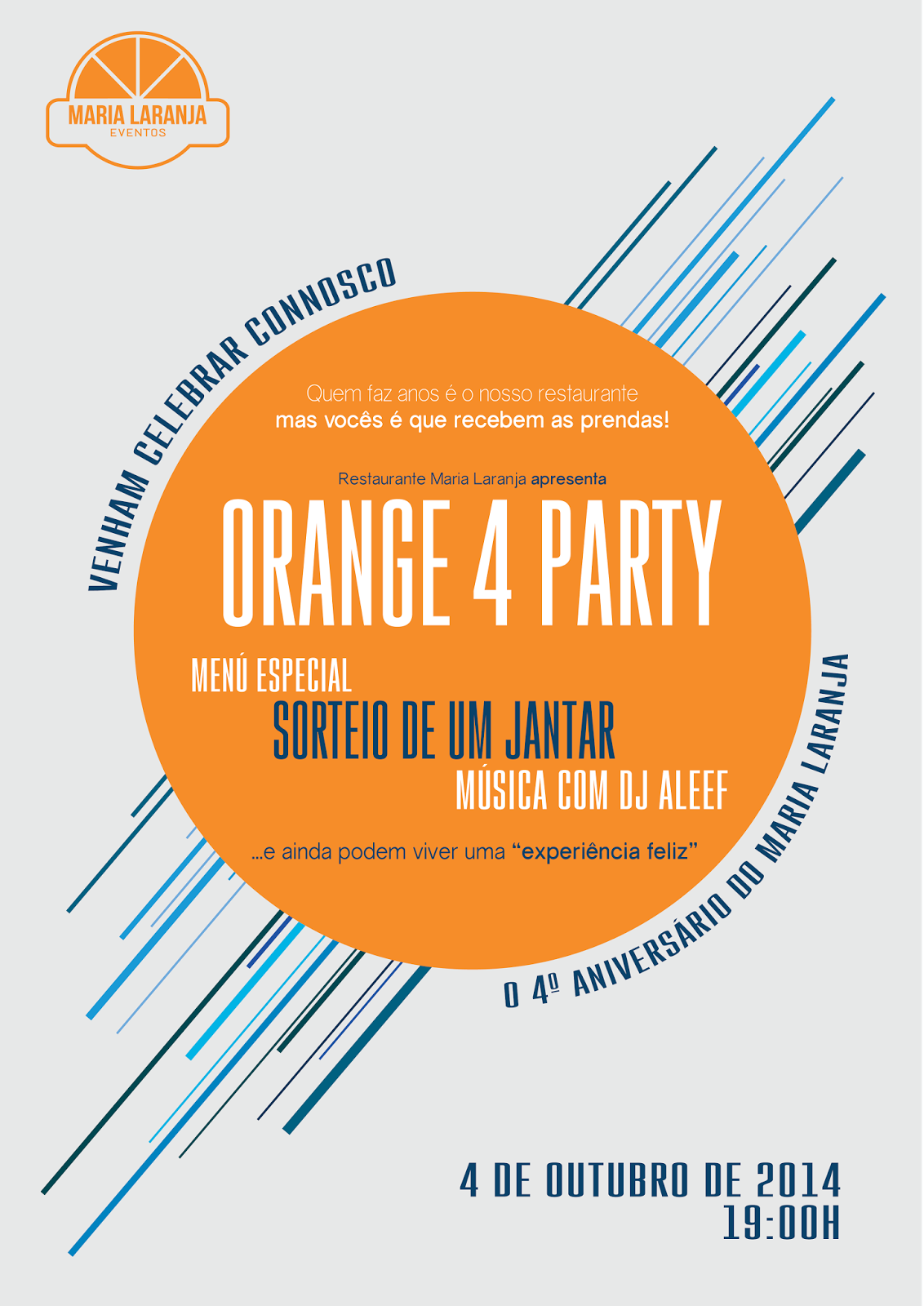 Orange 4 Party