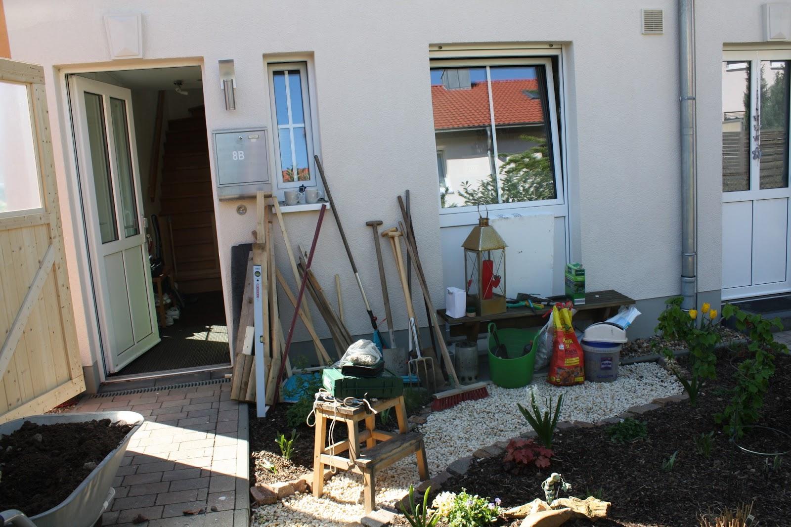 gartenhaus - endlich fertig :-) | butternapf