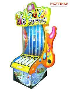 Melody Spring redemption game machine