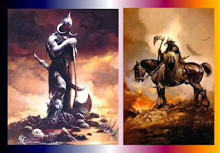 Frazetta's Death Dealer