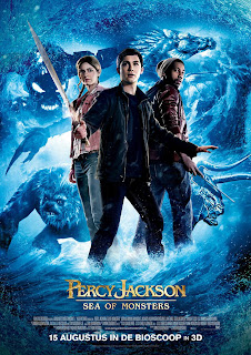 Percy Jackson y el Mar de los Monstruos (2013) Online