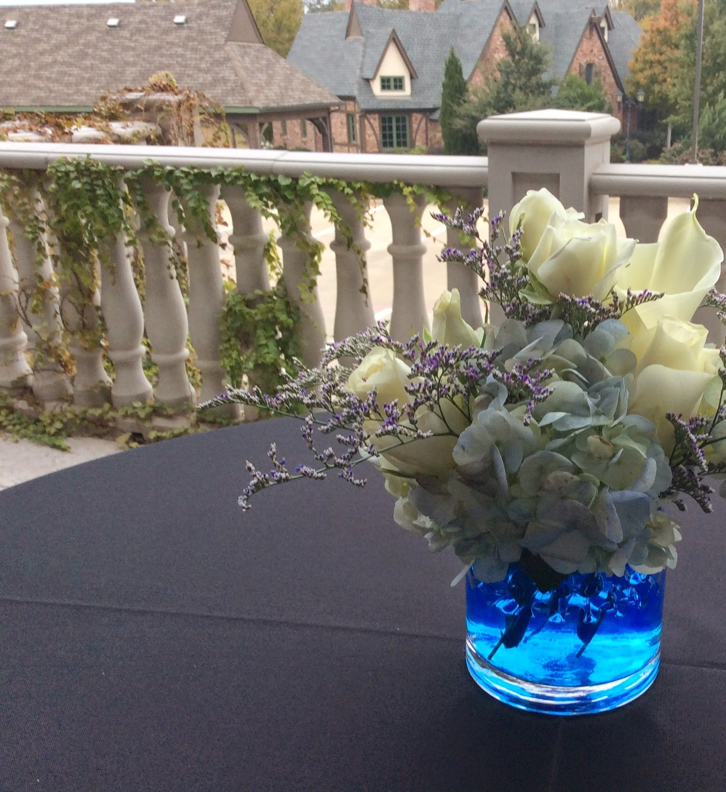 Windsor at Hebron Creek, Hydrangea, Culinary Art Catering