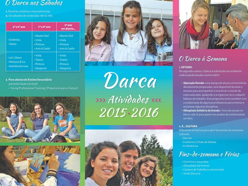 DARCA 2015/16