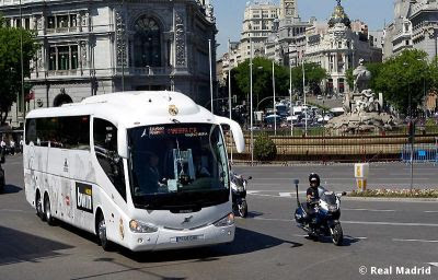 Bus Irizar Real Madrid FC