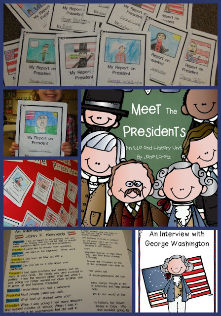 https://www.teacherspayteachers.com/Product/Meet-the-Presidents-474819