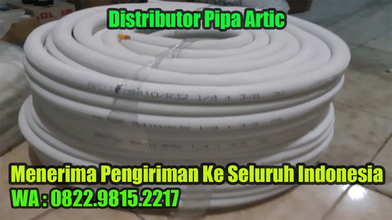 Distributor Pipa AC Artic