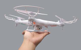 SYMA X5C Drone, Quadricopter for Beginner