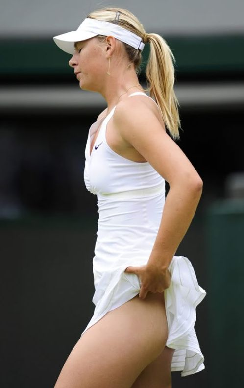 maria+sharapova+hot+bums