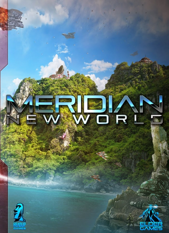 Game PC Meridian : New World [full]