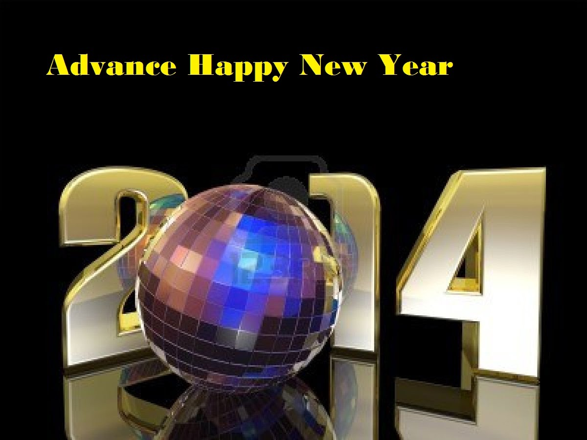 Happy new year 2014 in advance advance greeting cards m4hsunfo