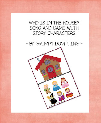 https://www.teacherspayteachers.com/Product/Characters-from-Stories-Song-and-Guessing-Game-Stick-Puppets-Included-1530045