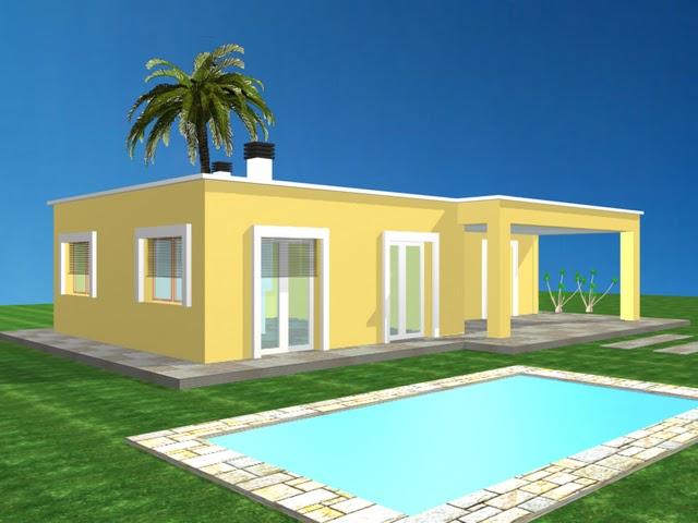 Casas prefabricadas madera vivienda modular hormigon - Casas prefabricadas en las palmas ...