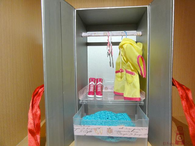 armario para muñecas