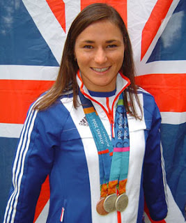 London 2012 Paralympic Games : Sarah Storey Says Landmark Gold