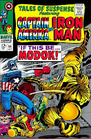 Tales of Suspense #94 comic image