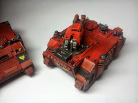 RAZORBACK - BLOOD ANGELS - WARHAMMER 40000 - Clean 4