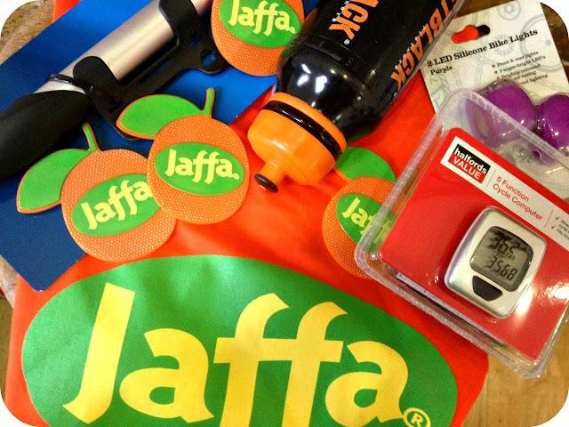 Jaffa Cycling Prize Pack