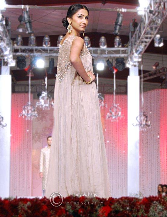 Faraz Manan at Bridal Couture Week 2011