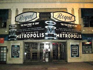 Laemmle Royal Theatre Los Angeles