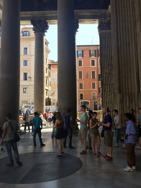 Rome in a day