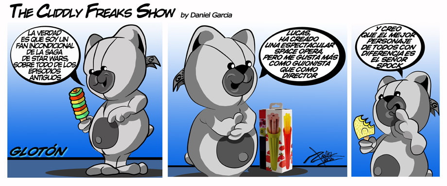 The Cuddly Freaks Show - Capitulo 4: Glotón