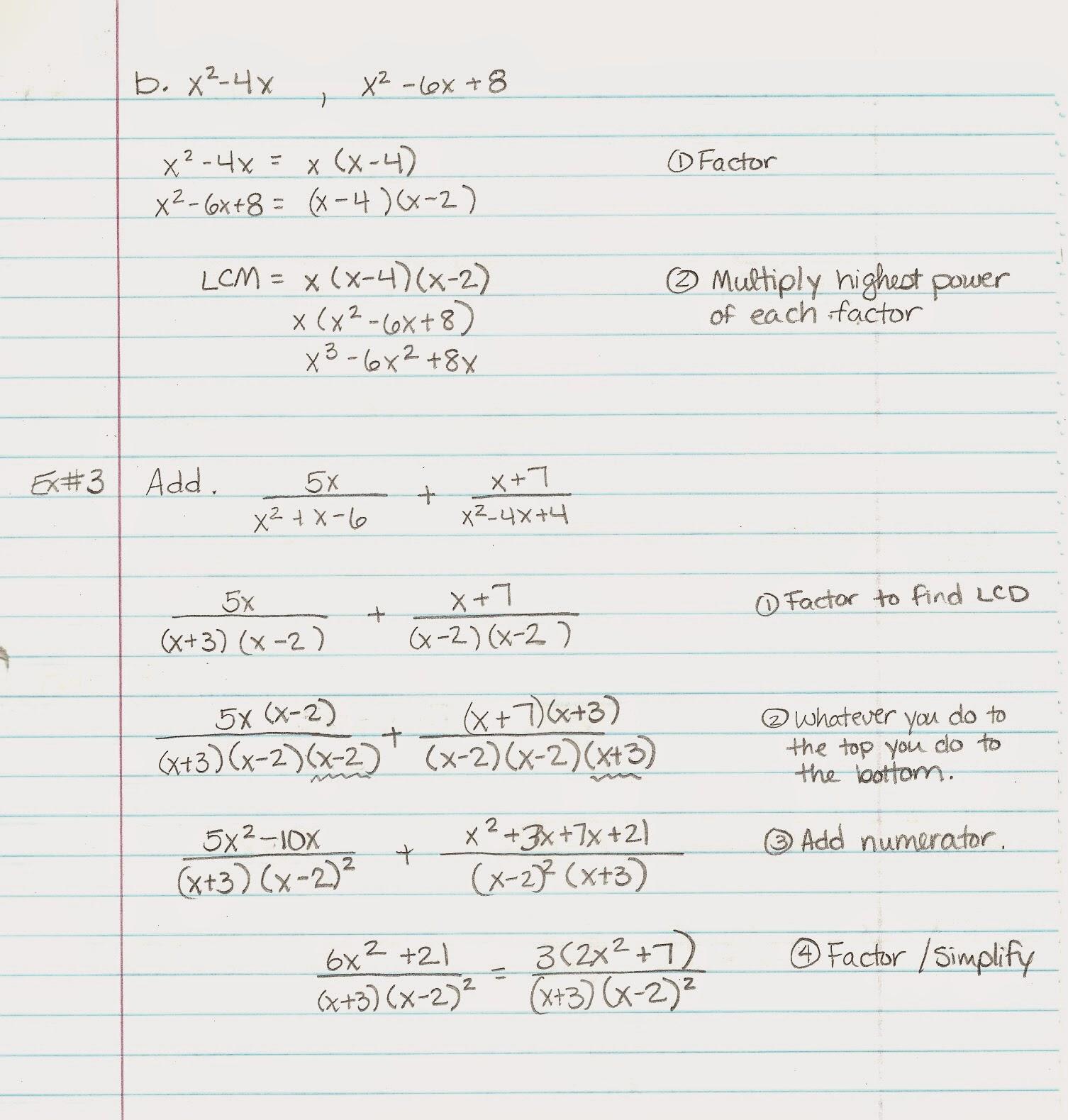 worksheet Algebra 2 Adding And Subtracting Rational Expressions Worksheet Answers algebra alerts 1 and 2 alg 9 3 adding subtracting rational expressions thurs 226