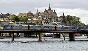 اختيار اسم للجسر في ستوكهولم