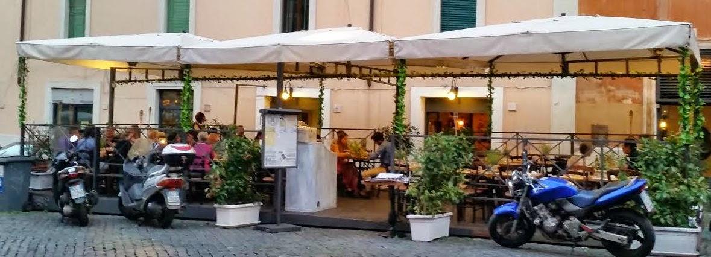 Ricette Barbare: A cena al Retrobottega con piatti tipici a Trastevere