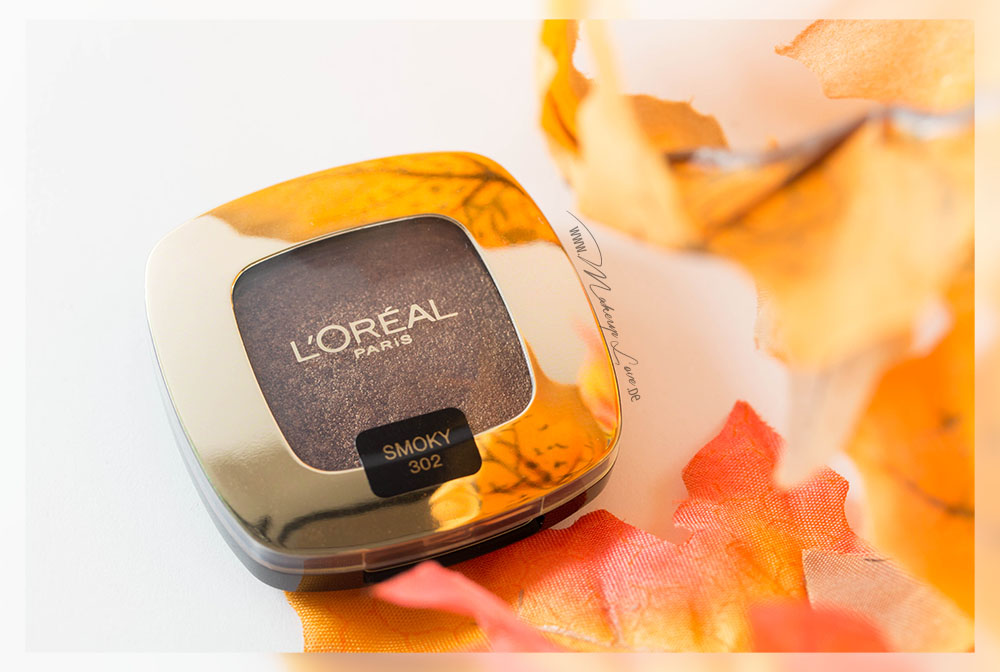 L'Oréal Color Riche L'Ombre Pure Lidschatten 'Die for Chocolate' Review