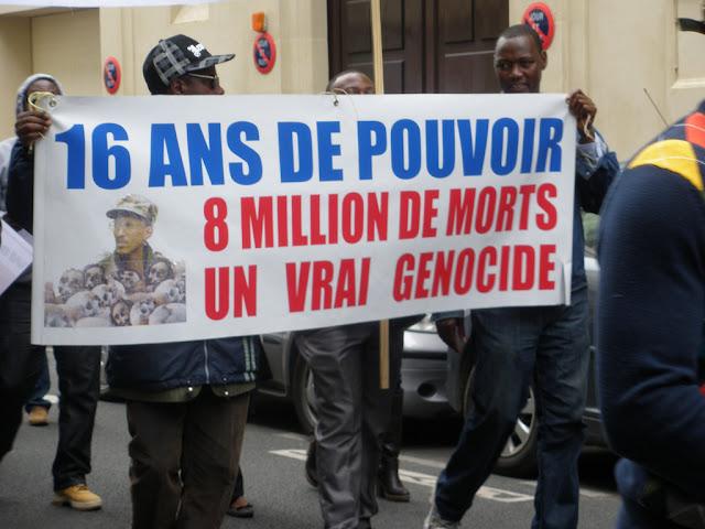 Contra la impunidad en Ruanda
