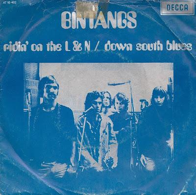 Bintangs - Ridin on the L & N - Down South Blues