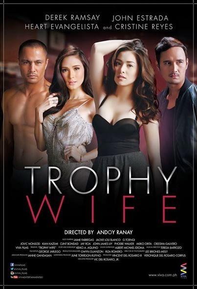 Heart Evangelista Cristine Reyes Trophy Wife