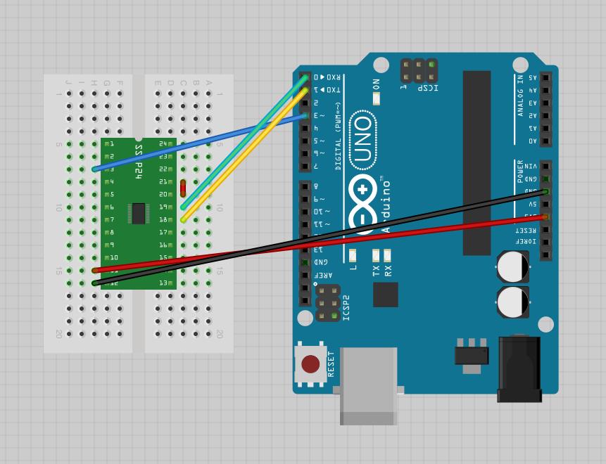 電子工作勉強中 rn 使用 bluetooth無線モジュール評価キット bluetooth経由で
