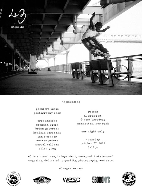 skateboard news, TSJ. The Skateboarder's Journal, 43 skateboard mag