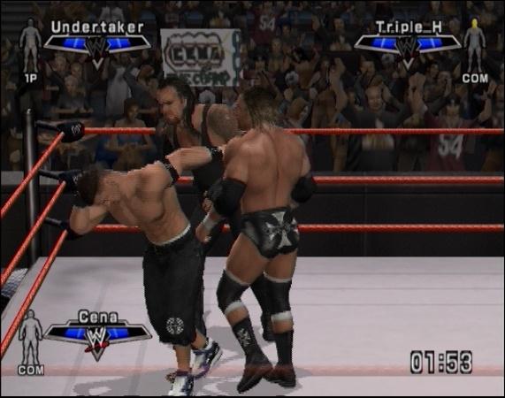 WWE SmackDown vs. RAW (Video Game ) - IMDb