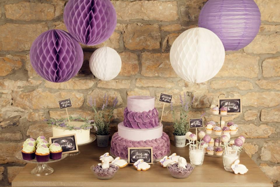 sweet table cupcake
