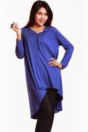 Model Blus Wanita Terbaru 2014