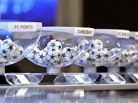 Hasil Drawing Babak 16 Besar Liga Champions 2014/2015