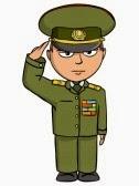 Chistes de militares