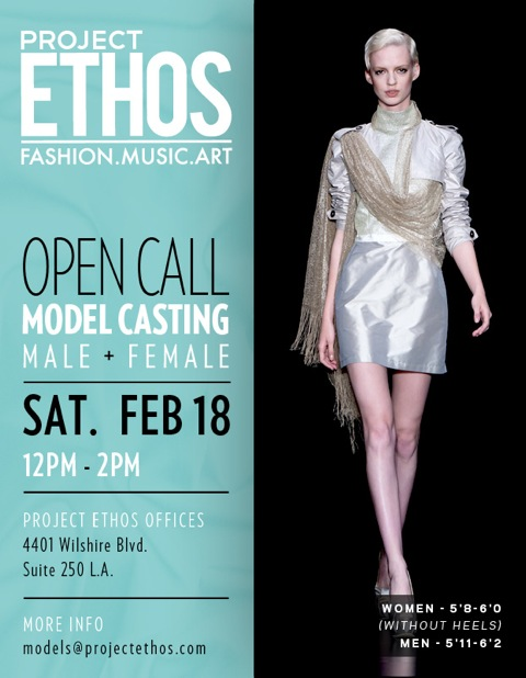 PROJECT ETHOS MODEL CALL FW12