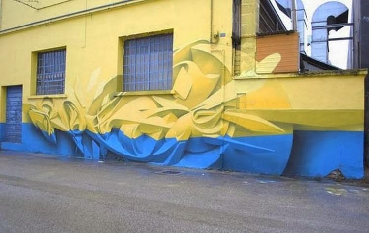 Graffiti creator styles 3d graffiti for Minimal art generator