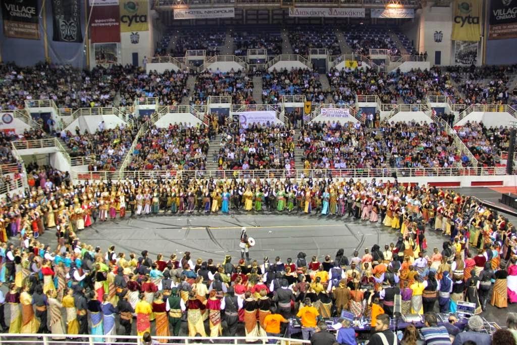 Συνάντηση σωματείων και χοροδιδασκάλων του Σ.Πο.Σ. Ανατολικής Μακεδονίας & Θράκης ενόψει φεστιβάλ