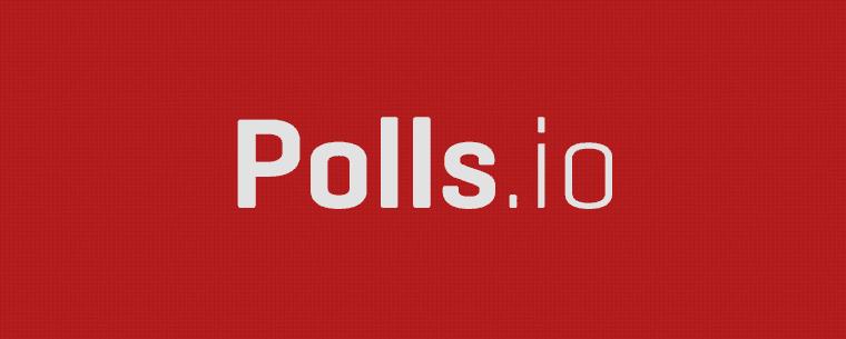 موقع لإنشاء تصويت على الويب ، موقع لإنشاء تصويتات ومشاركتها ، أفضل موقع لإنشاء تصويت/ إستطلاع رأي ، رابط موقع Polls.io ، موقع مجاني لإنشاء تصويت ومشاركته ، كيفية إنشاء تصويت على الويب ،