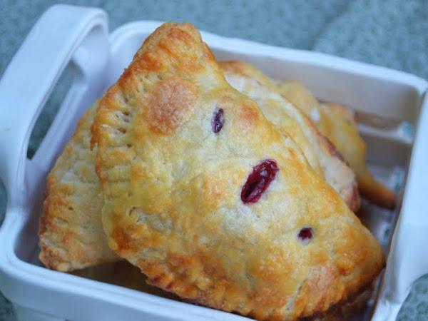 Apple Cherry Picnic Pies