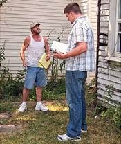 You can verify a State of Florida Licensed Contractor at www.MyFloridaLicense.com. Ask your contractor for a license number.