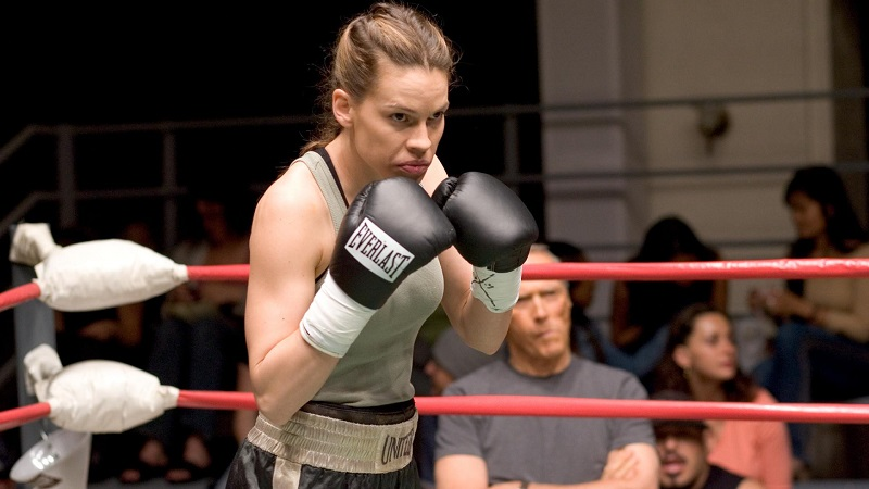 Maggie Fitzgerald (Million Dollar Baby)